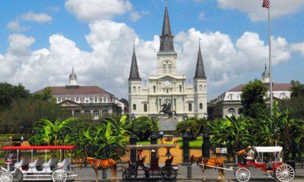 New Orleans und die Welt dahinter