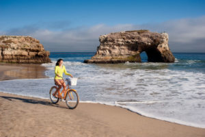 Natural Bridges State Beach Santa Cruz County