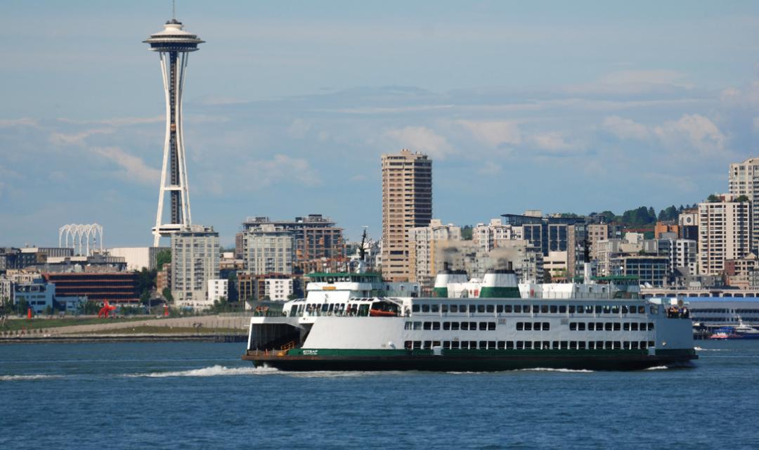 Die Seattle Art zu Reisen – Washington State Fähren