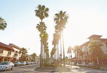 der Urlaubsort Venice in Florida