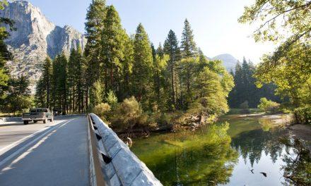 Aus Granit geformt – der Yosemite Nationalpark im Mariposa County am Rande der Sierra Nevada