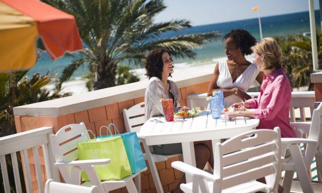 Köstlicher Urlaub in Panama City Beach (Florida)