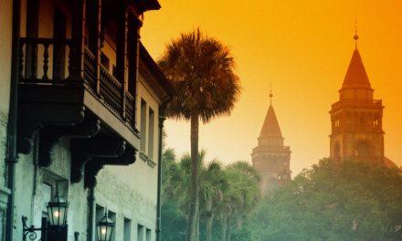 Floridas Historische Küste – St. Augustine