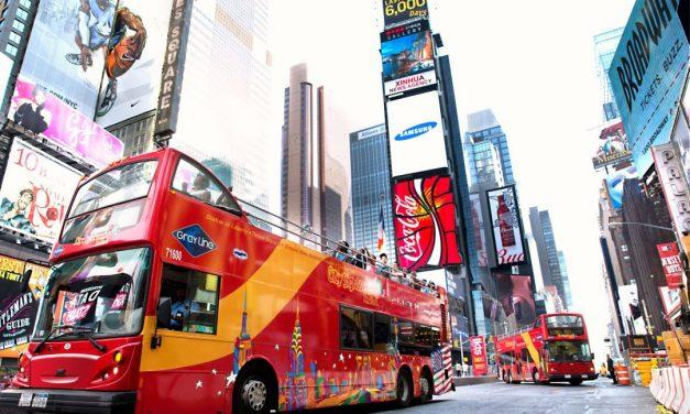 Im Doppeldecker New York erkunden