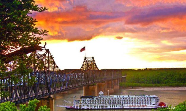 Die Südstaaten zu Wasser – Kreuzfahrten auf dem Mississippi