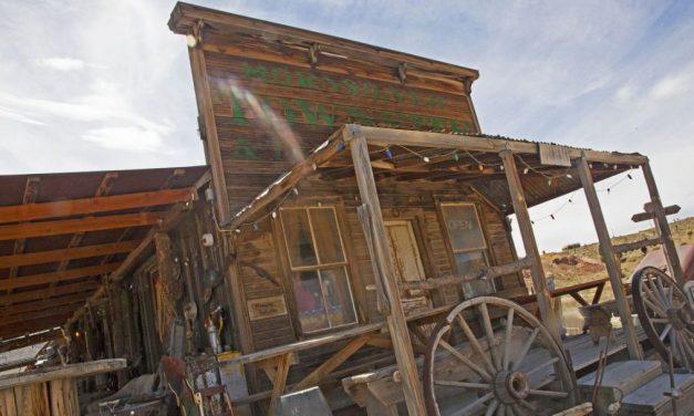 Nevada – der Wilde Westen hinter Las Vegas