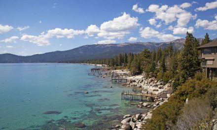 Die Oase Nevadas:  Outdoor Paradies am Lake Tahoe