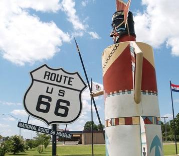 Entlang der Route 66 in Kansas & Oklahoma – im Herzen der USA