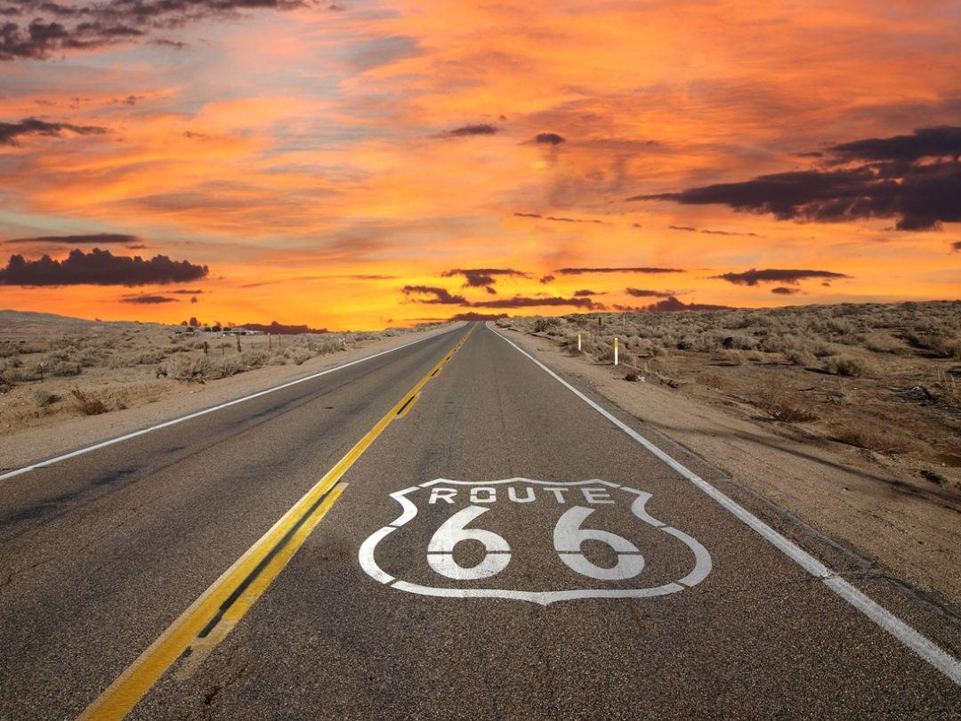 Entlang der Route 66 in Kansas & Oklahoma – im Herzen der ...