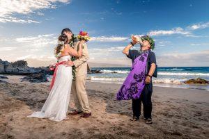 Hawaii Hochzeit