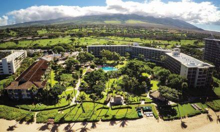 Ka'anapali Beach Hotel auf Maui