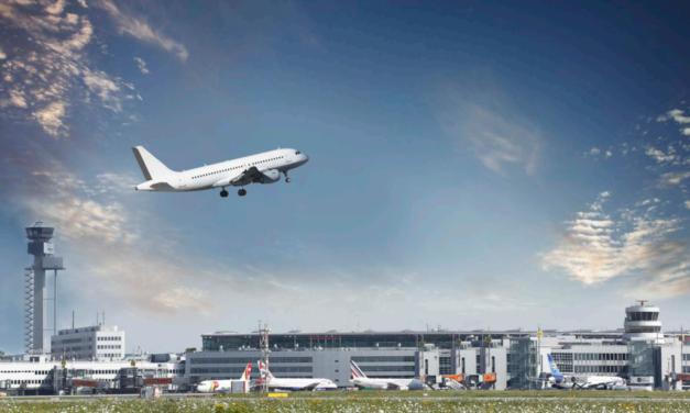 Parken und Reisen am Flughafen Düsseldorf