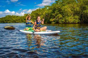 paddleboard, sanibel