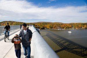 "Brücke ""Walkway over the Hudson"""