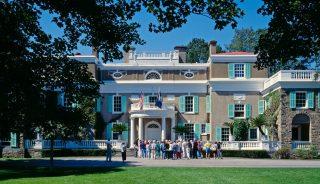 Roosevelt's Haus