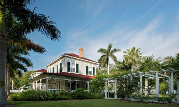Legendäre Nachbarn – die Edison und Ford Winter Estates in Fort Myers