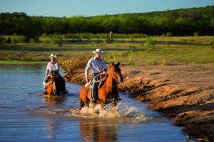 Cowboys Gäste Ranch
