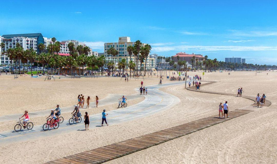 Santa Monica – Kunst, Kreation und Romantik