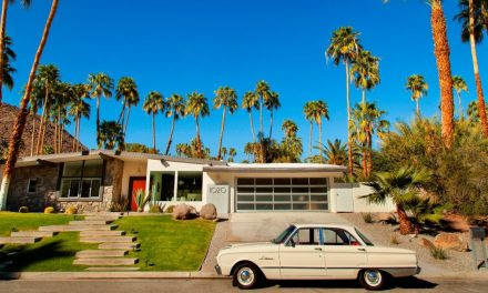 Eleganz in Palm Springs – die Mid-Century Modern Architektur