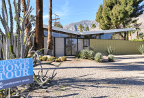 Mid-Century Modern Architektur, Palm Springs