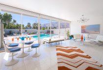 Besichtigung auf der Modern Tour, Palm Springs