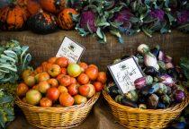 Mercato Farmer's Market in Little Italy