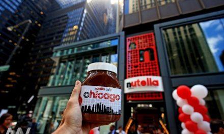 Ein Traum in braun: das Nutella Café in Chicago