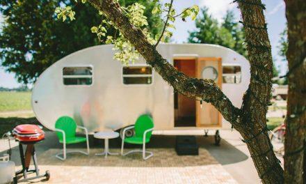 """Übernachten im ,,Wohnwagen-Hotel"""" – The Vintages Trailer Resort"""