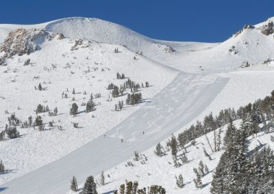 Mammoth Mountain - Wintersport auf den Pisten
