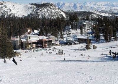 Mammoth Mountain - Wintersportgebiet