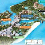 Atlantis Resort Map