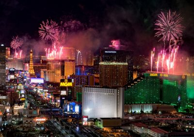 Silvester in Las Vegas credit Las Vegas News Bureau, Mark Damon