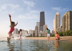 Chicago Beach, credit IOT