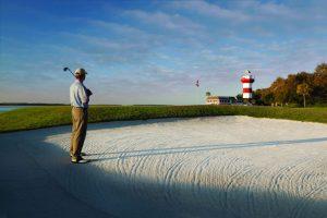 Golfen auf Hilton Head Island