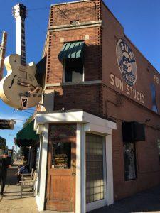 Suns Studios Memphis