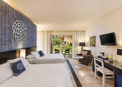 Zimmerkategorie: Maya Deluxe mit Garden View