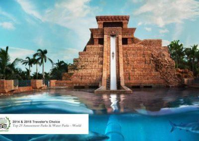 für Spaß sorgen interessante Wasserparks