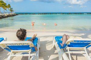 Aruba, Flamingo Beach