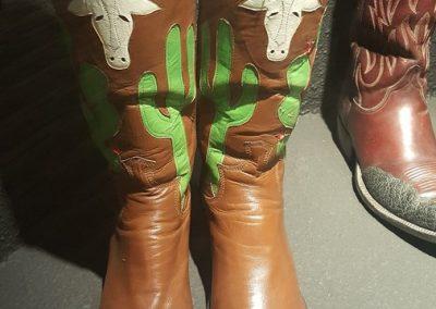 Ausstattung eines jeden Cowboys - Cowboystiefel