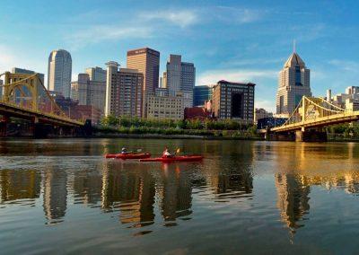Sonntag Morgen auf dem Fluss photo credit Jim Whetstone