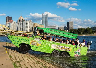Duck Tours Pittsburgh