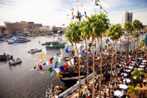 Gasparilla Festival Tampa