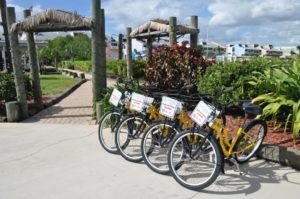 Kostenloser Fahrradverleih in Punta Gorda