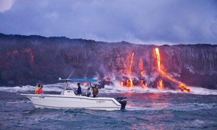 Besuch der Vulkangöttin Pele auf Hawaii im Volcanoe Nationalpark