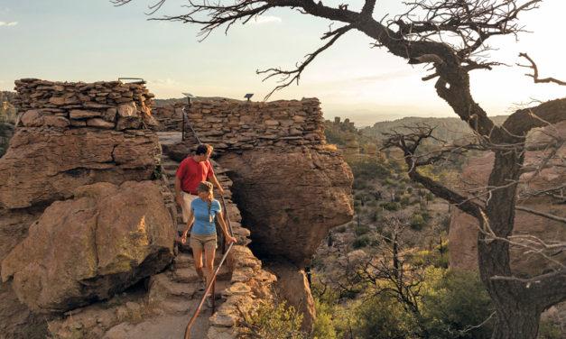 Arizonas Canyons, Nationalparks und Naturmonumente