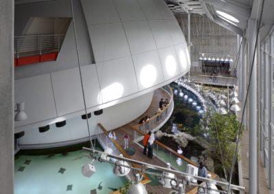 Planetarium, photocredit: Tim Griffith