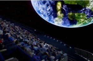 California Academy of Sciences, Planetarium