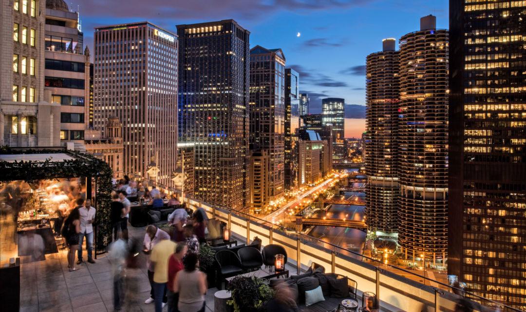 Täglich einen Höhenflug – 7 Oasen auf Chicagos Dächern