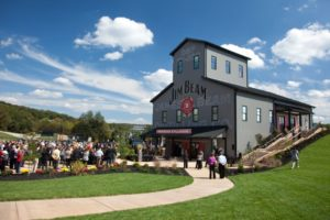 Jim Beam Destillerie in Kentucky