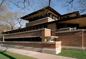 Frank Llyod Wright, Robie House, Chicago, Illinois